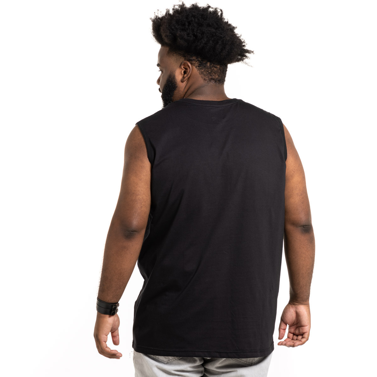 Machão Plus Size Masculina Confort