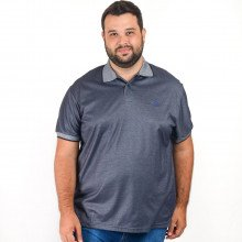 Polo Plus Size Masculina Elliot