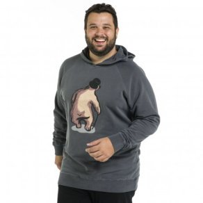 Agasalho Plus Size Masculino Moletom My Free Way