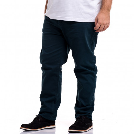 Calça Plus Size Masculina Color Verde